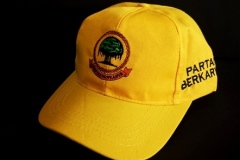 Jual Topi Bagus - Topi Promosi Partai