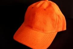 Jual Topi Bagus - Topi Polos - Topi Baseball orange