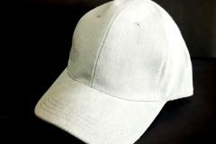 Jual Topi Bagus - Topi Polos - Topi Baseball putih