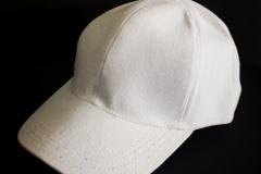 Jual Topi Bagus - Topi Polos - Topi Baseball white