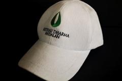 Jual Topi Bagus - Topi Rafel Putih