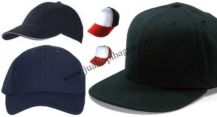Jual Topi Bagus - Supplier Topi 9821cf088e
