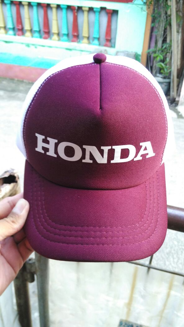 Topi Dealer HONDA