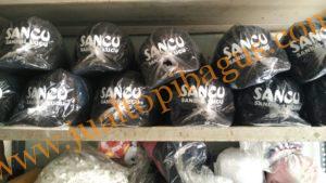 Topi Promosi SANCU Sandal Lucu