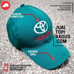 Konveksi Topi Jakarta Selatan