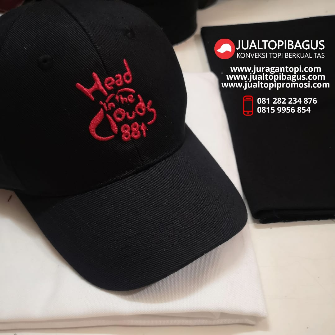 Topi Baseball Bogor